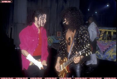 michael y slash