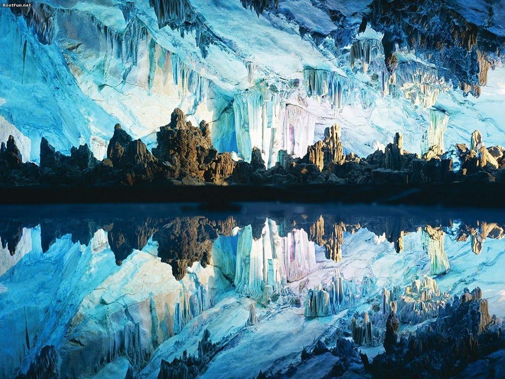 Reed Flute Cuevas, China