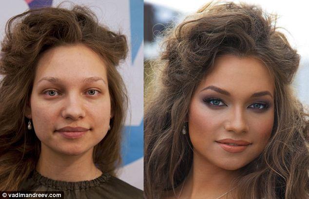artista del maquillaje