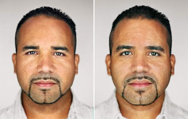 gemelos identicos