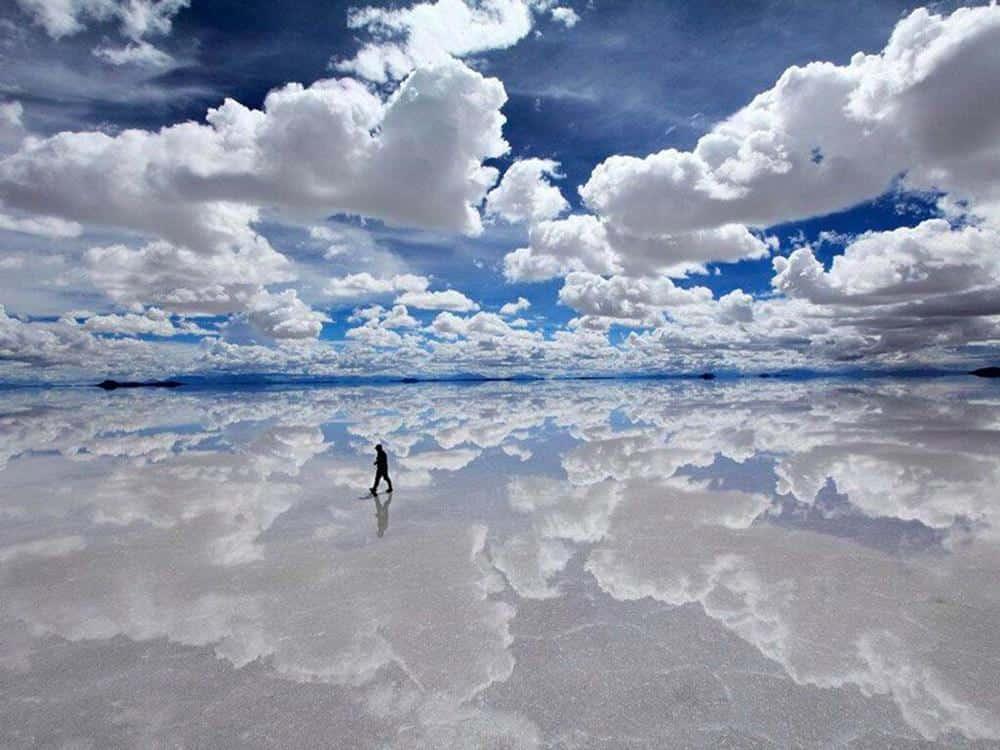 35 lugares surrealistas para visitar antes de morir. ¡No hay Photoshop!