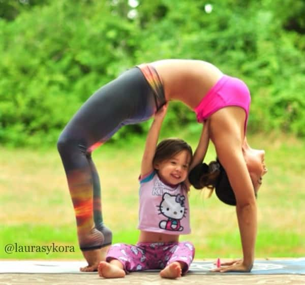 yoga con mama