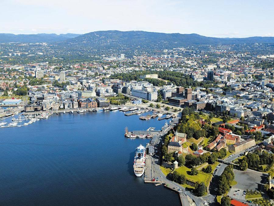 ciudad de Oslo