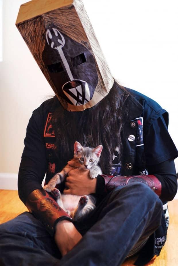 gatos del metal