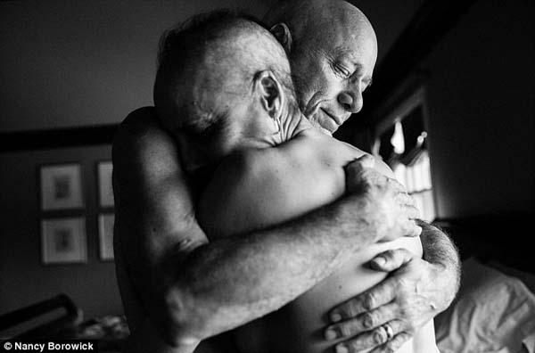 pareja con cancer