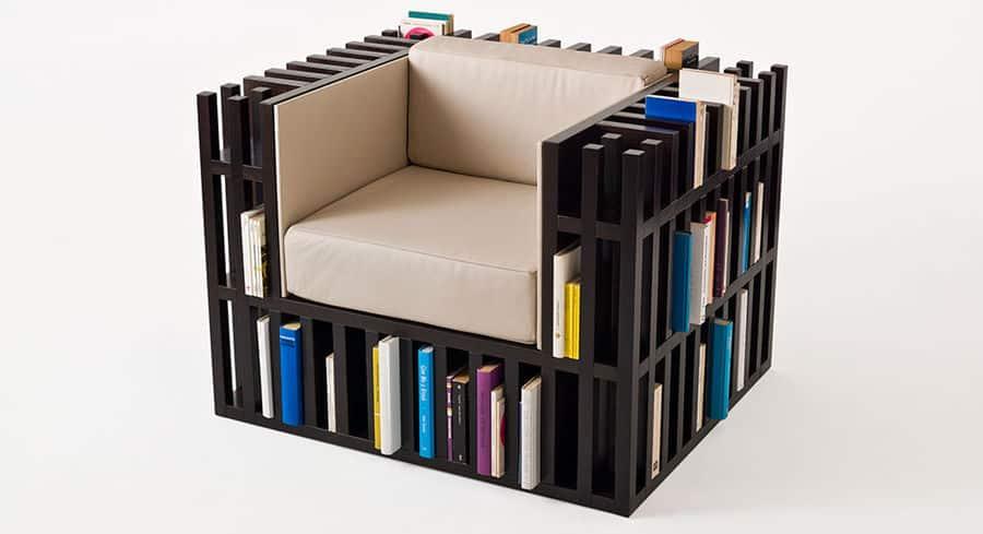 butaca libreria
