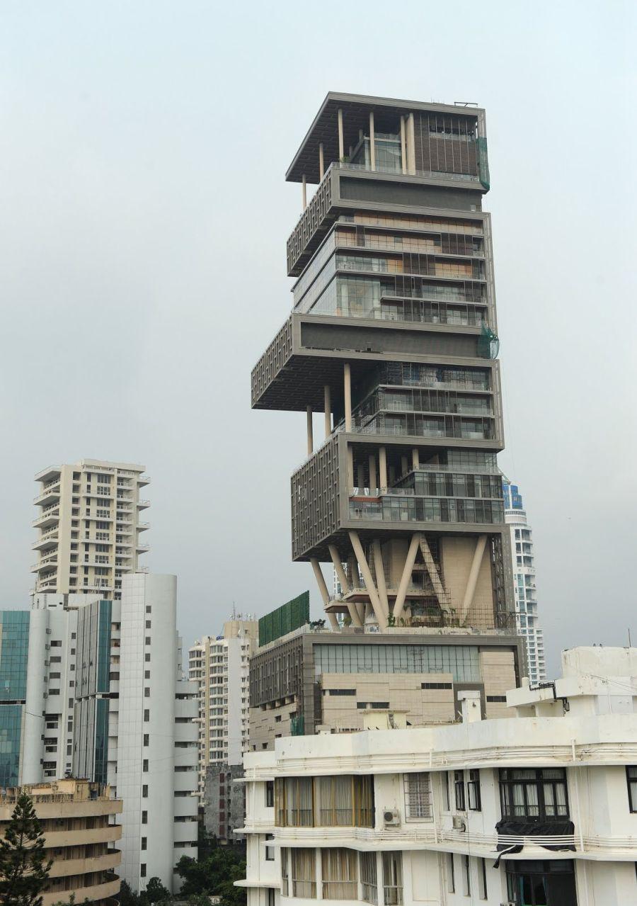 edificio antilia