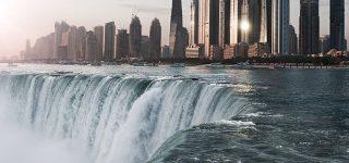 Dubai cataratas