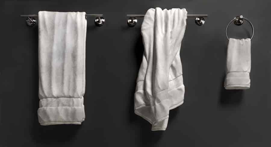 toallas escultura