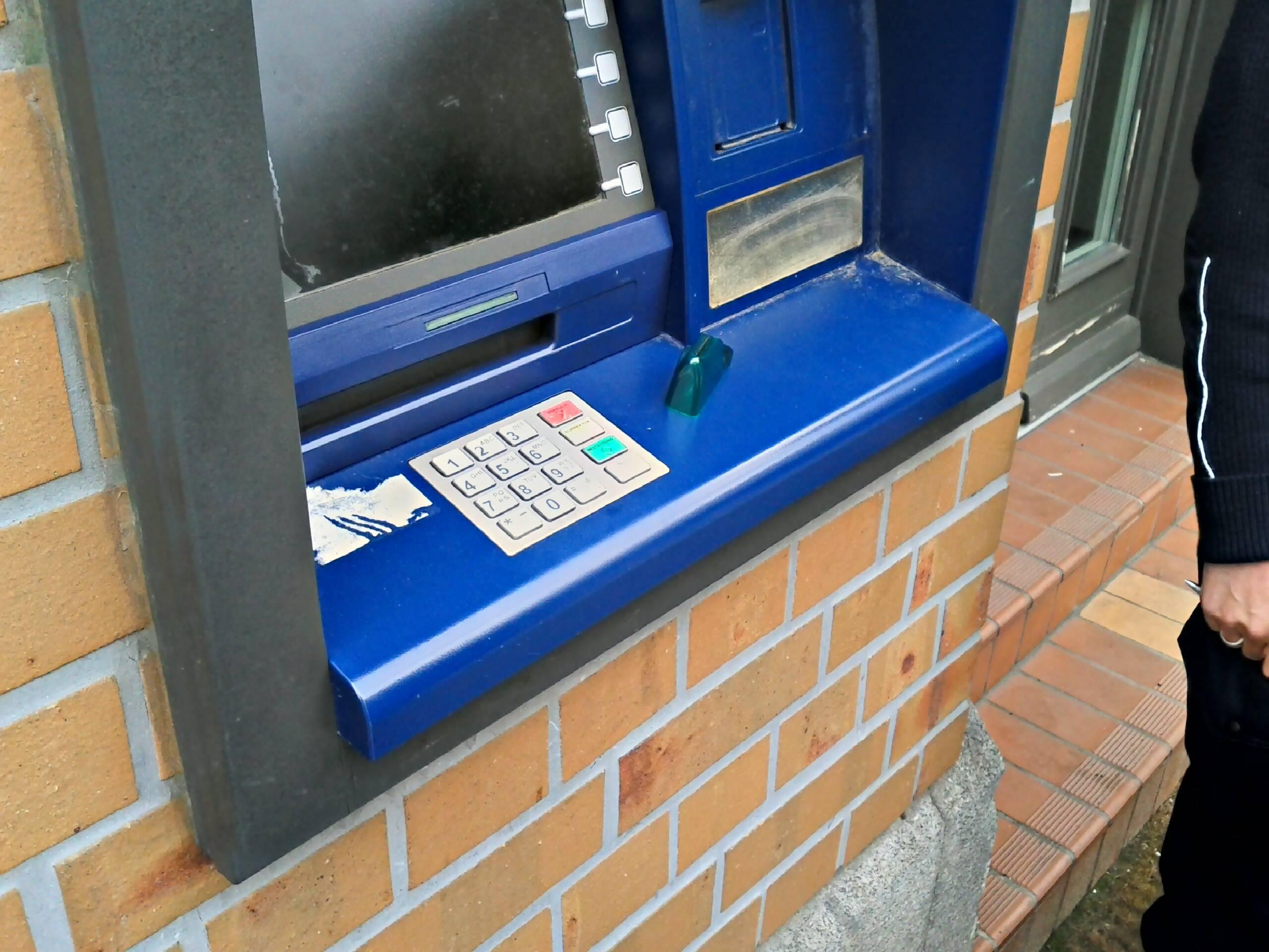Como descubrir o PIN dunha tarxeta bancaria
