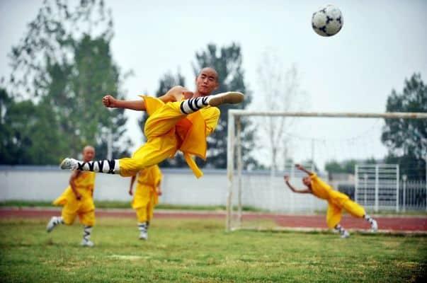 shaolin futbol