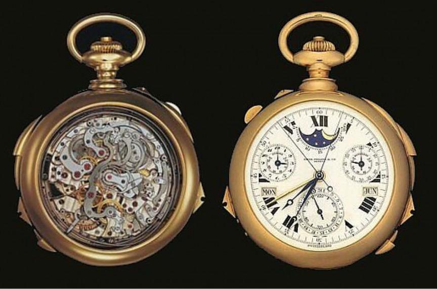 uno de los relojes mas caros del mundo