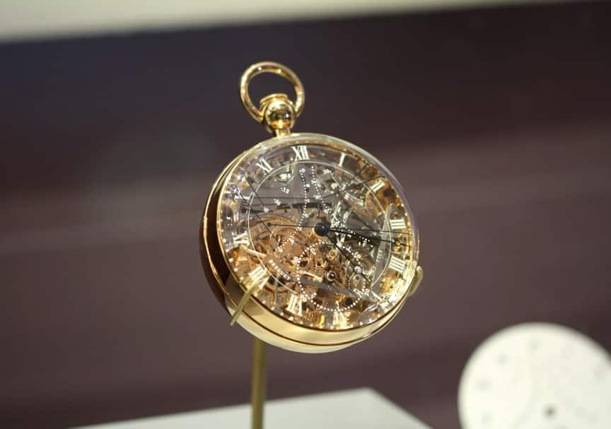 el reloj mas caro del mundo