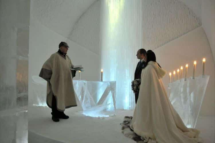 boda groenlandia