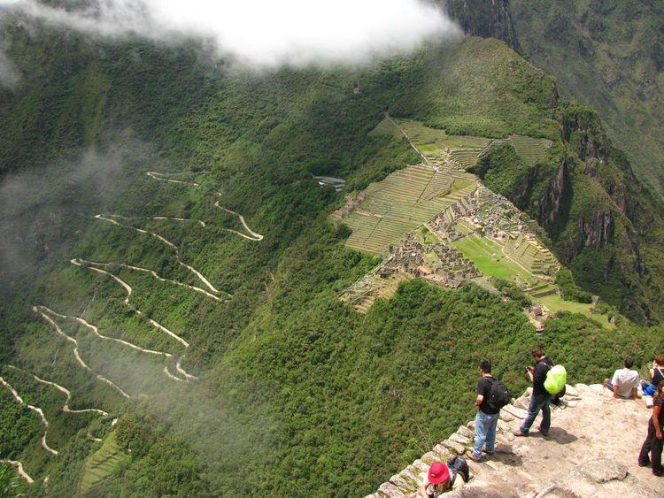 carretera Machu Picchu