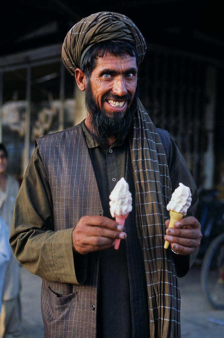 helados afganos