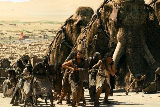 mamuts piramides