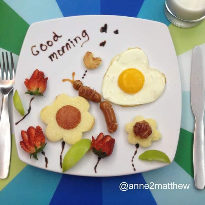 platos creativos