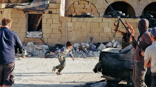 video siria