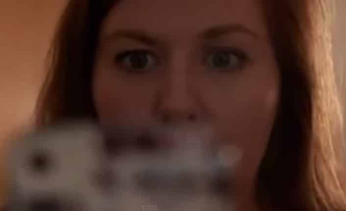 """Un inquietante corto de terror de 2 minutos titulado """"La cámara del horror"""""""