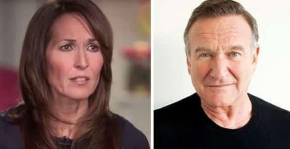 La viuda de Robin Williams revela qué fue lo que condujo al actor al suicido
