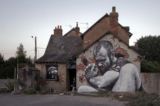 """18 geniales ejemplos de arte callejero o """"street art"""""""