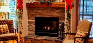 cambios en casa en Navidad