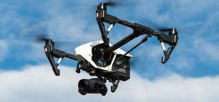 drones en España