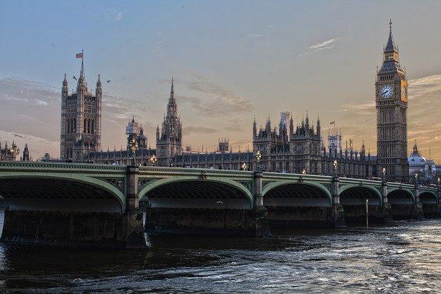 Viajar a Inglaterra